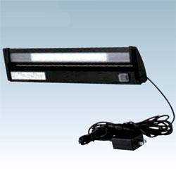 ライトで夜間の使用も可能に